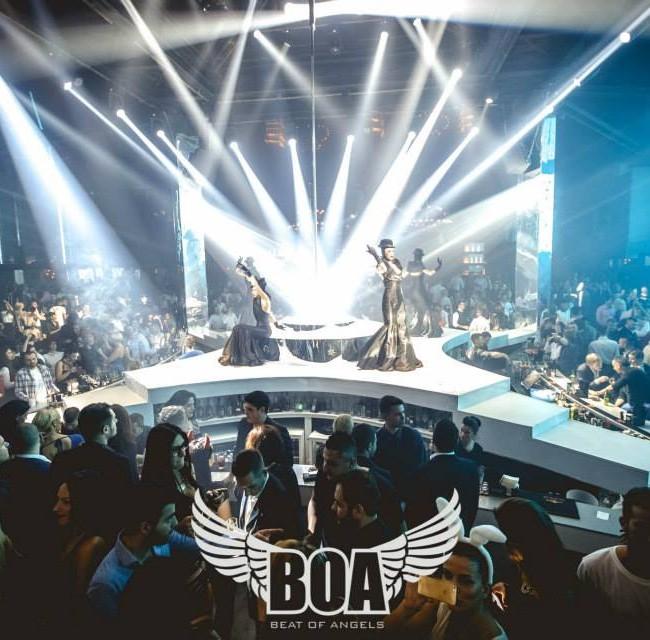 Winter Club BoA